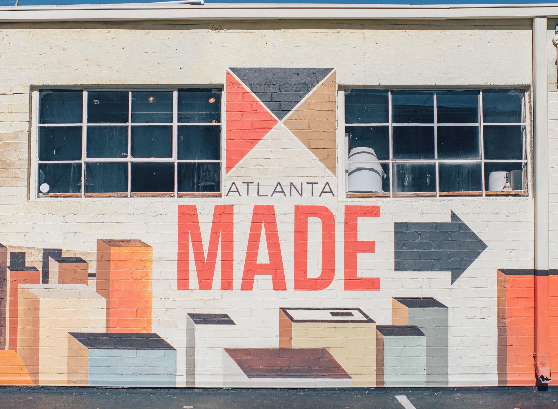 Atlanta sign