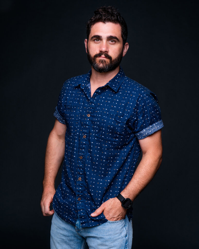 Andrew Tucciarone, Co-Founder & Director of Story First